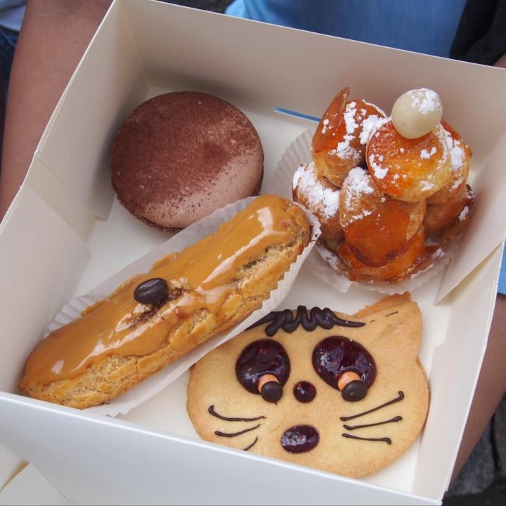 bertin Philippe,best pastry shop Rouen, best patisserie Rouen, patisserie Rouen, pastries Rouen